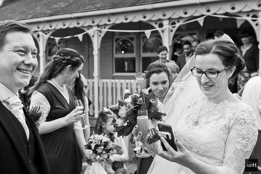 Wedding at Kings Arms Hotel Christchurch