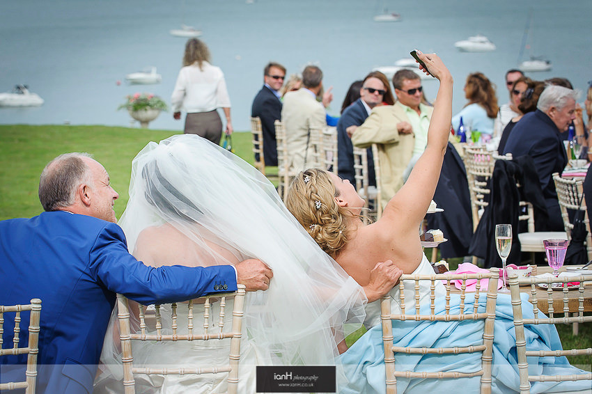 Harry Warren House wedding Studland