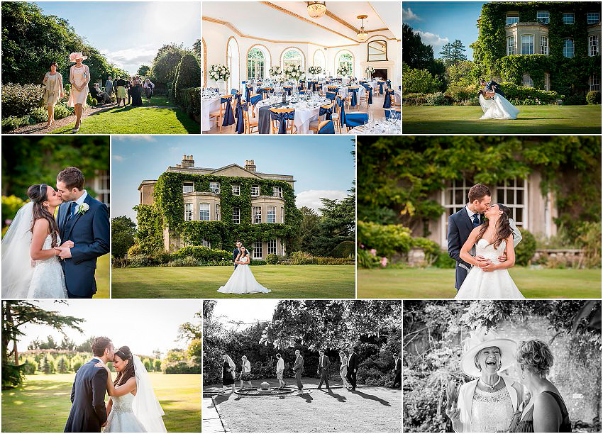 Gorgeous Northbrook Park Summer wedding
