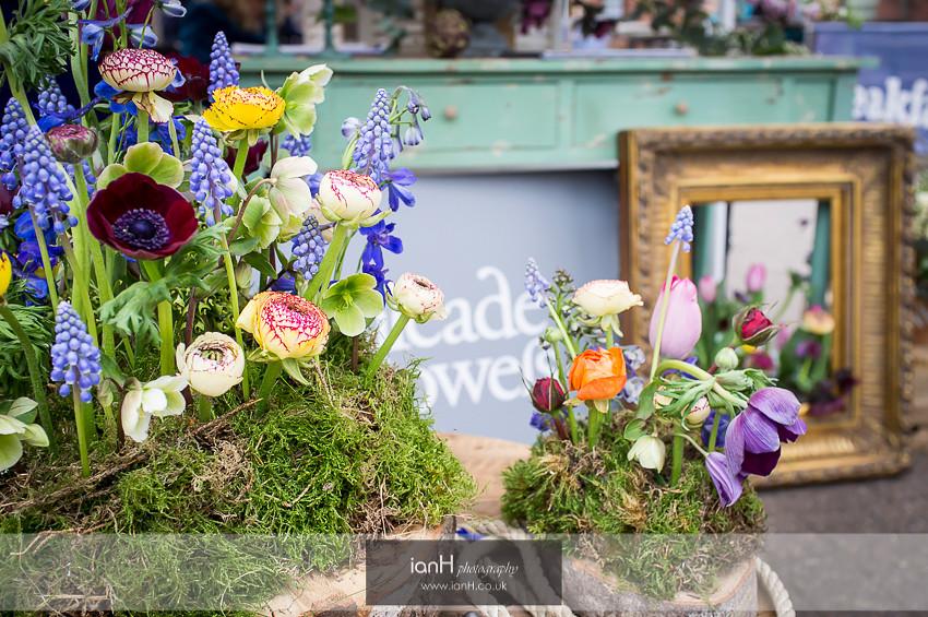 Furlong Wedding Fayre - Arcade Flowers