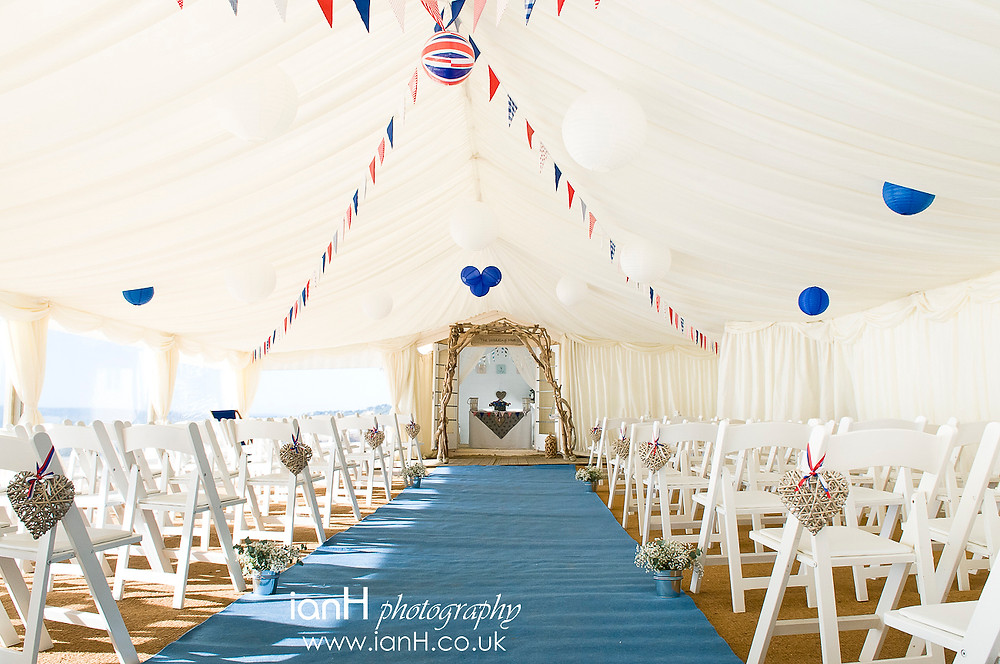 Dorset wedding photographer - final beach wedding 2012