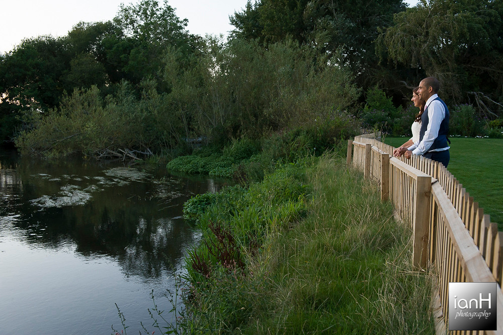 River Avon  - Sopley Mill Summer Wedding