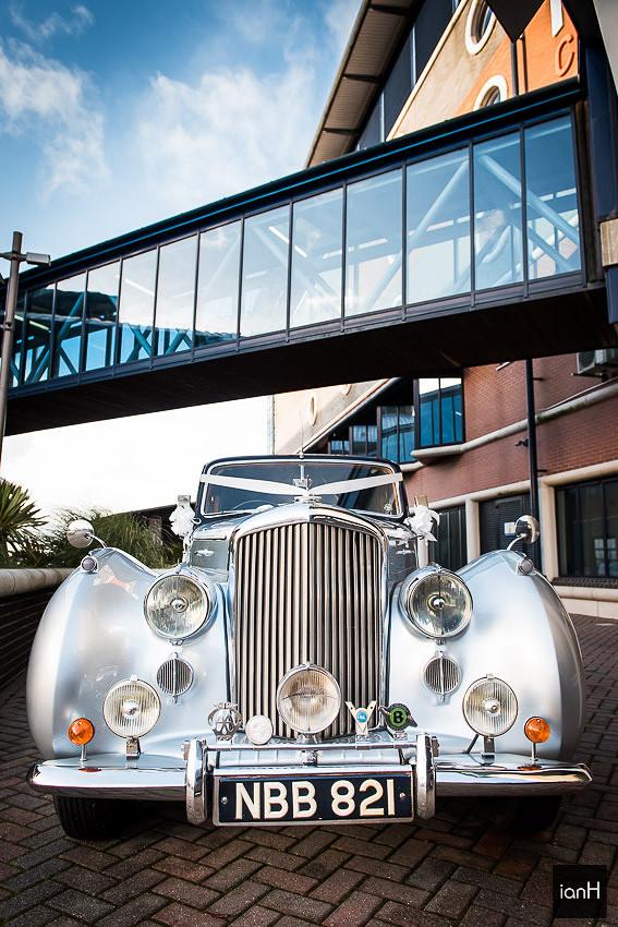 RR Elite Wedding Cars 1950 Bentley