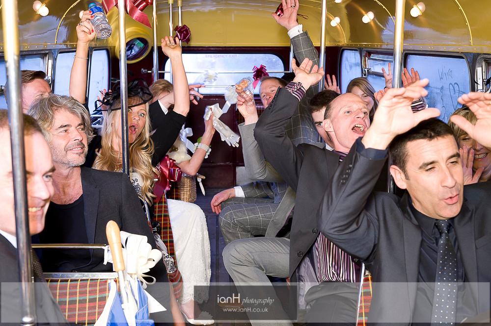 Durlston Castle wedding-9