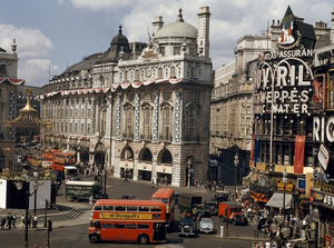 Piccadilly Circus 1953