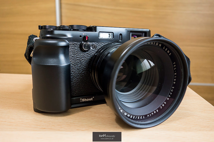 Can the Fuji X100 work as a wedding camera?