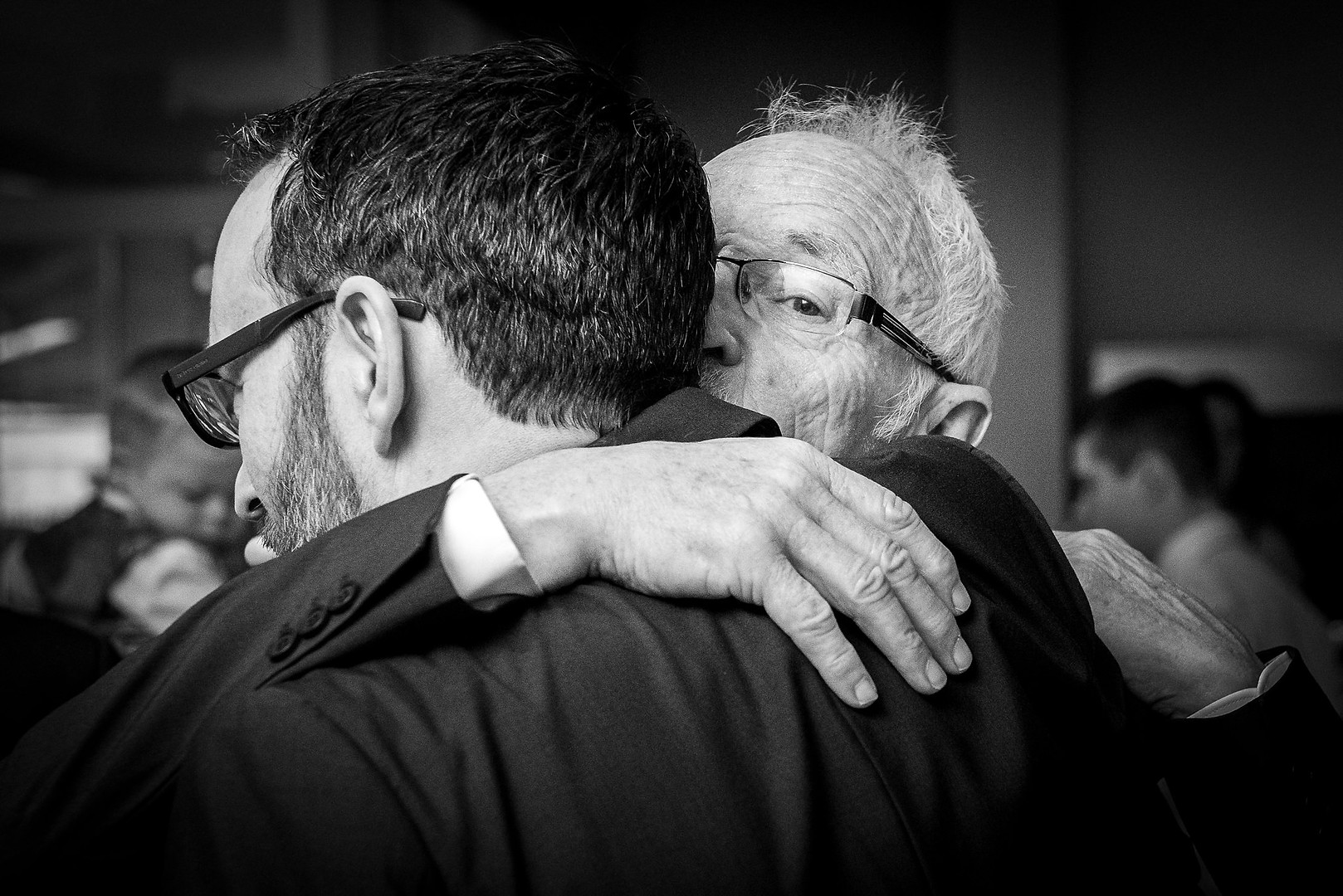 A Father's hug