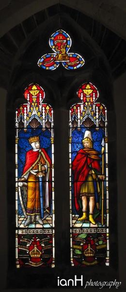 Wimborne-Minster-stained-glass-windows