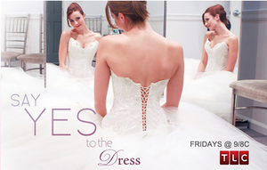 Kleinfeld Bridal - Say Yes to the Dress - Dorset wedding photographer