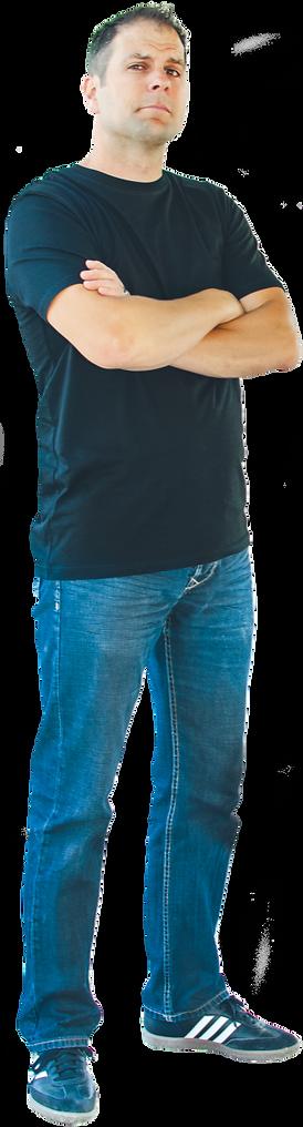 Komiker Christian Mark