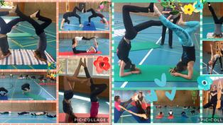 Yoga beim TZN