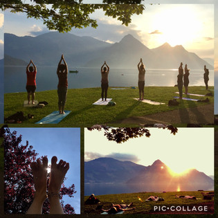 MorgenYoga am See