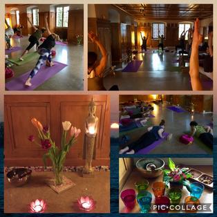YogaVital - eine Woche lang