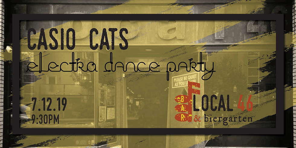 Live Music with Casio Cats at Local 46