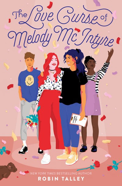 The Love Curse of Melody McIntyre by Robin Talley (11/24)