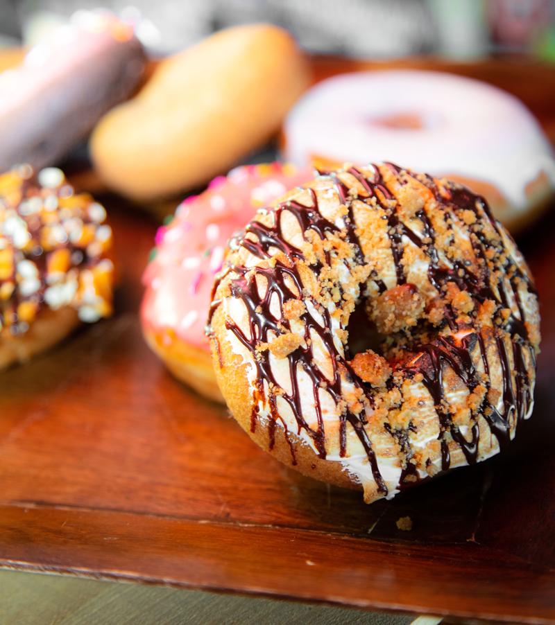 Berkeley Donuts