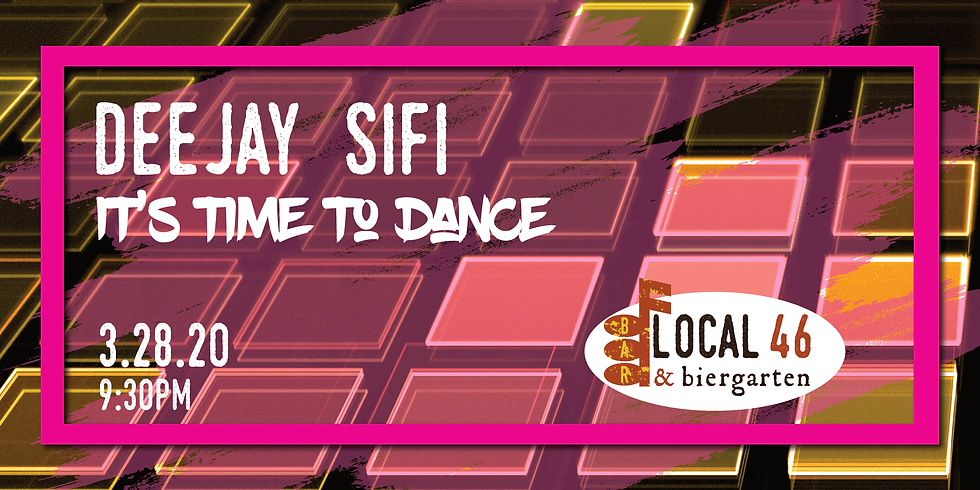 Dance Music from DeeJay Sifi at Local 46
