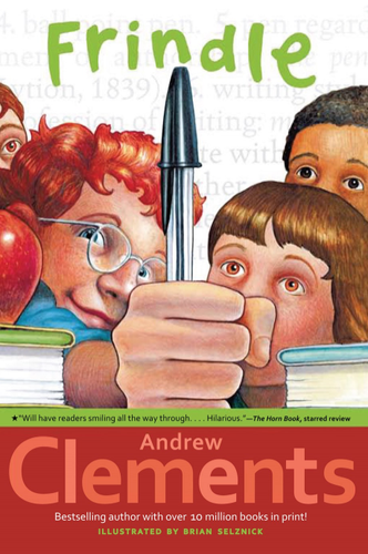 Frindle by Andrew Clements.png
