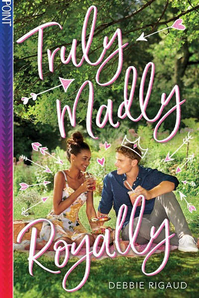 Truly Madly Royally by Debbie Rigaud (Paperback)