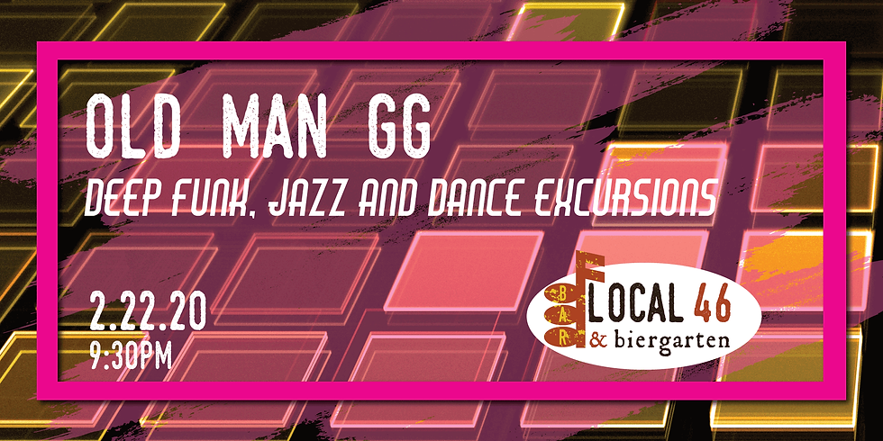 Dance Music from Old Man GG at Local 46