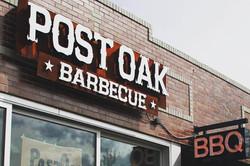 Post Oak Barbecue