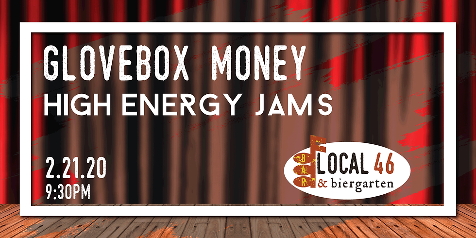 Live Music from Glovebox Money at Local 46