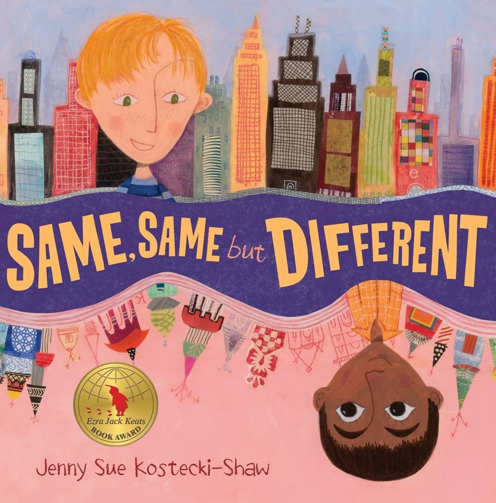 Same, Same but Different by Jenny Sue.jp