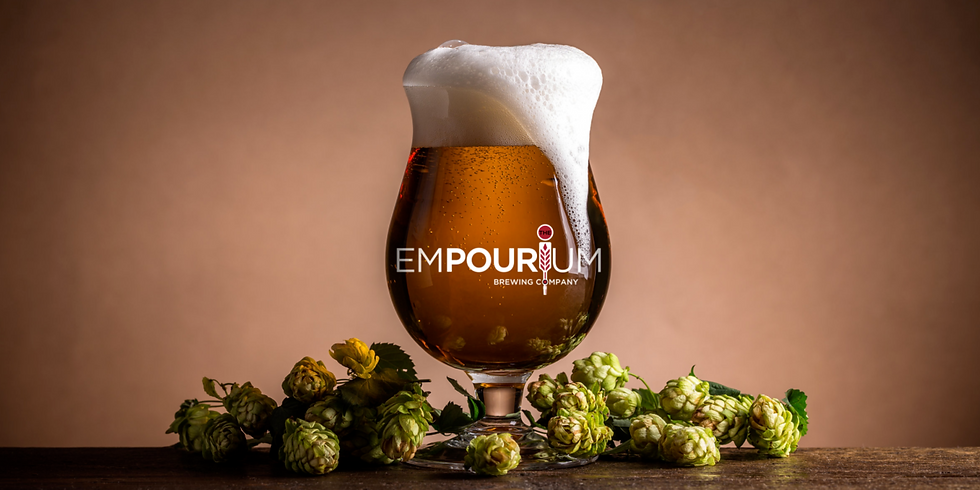 The Empourium Brewing Company Opening Day!!