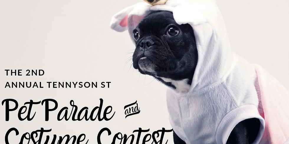 Pet Parade and Costume Contest Benefiting Moms and Mutts