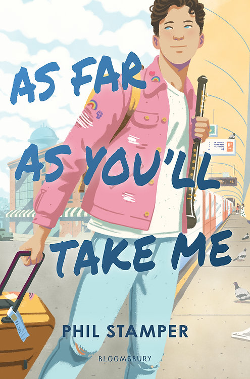 As Far As You'll Take Me by Phil Stamper (2/9)