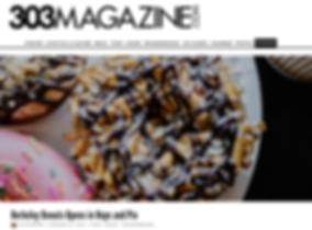 303 Magazine, Berkeley Donuts, Hops and Pie, Tennyson Berkeley Neighborhood