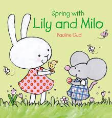 Spring with Lily and Milo by Pauline Oud