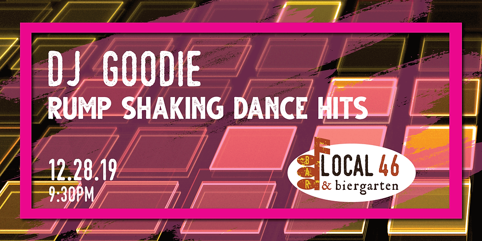 Live Music from DJ Goodie at Local 46