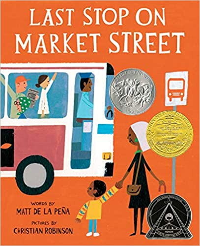 Last Stop on Market Street by Matt de la