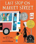 Last Stop on Market Street by Matt de la