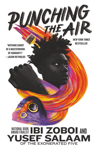 Punching the Air by Ibi Zoboi & Yusef Salaam