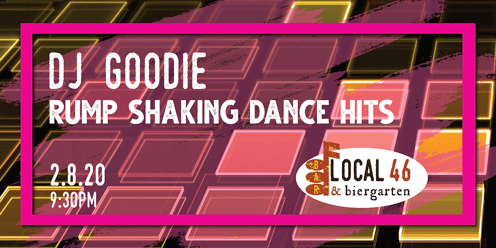 Dance Music from DJ Goodie at Local 46