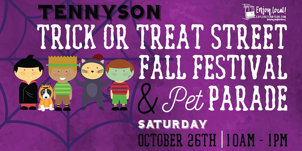 Tennyson Halloween Festival