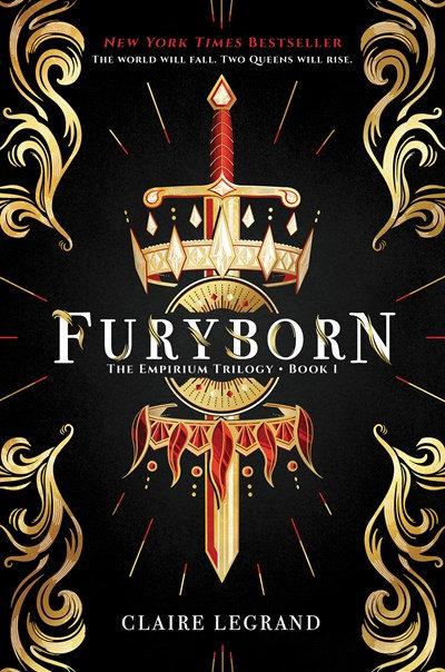 Furyborn/Kingsbane/Lightbringer by Claire Legrand