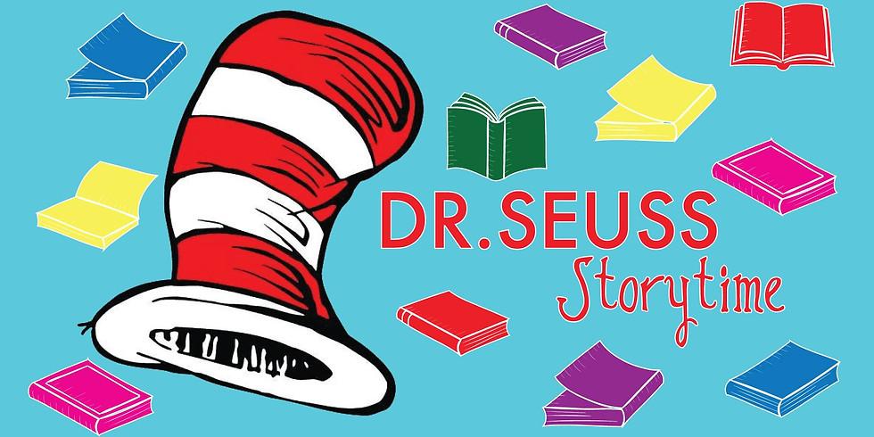 Dr. Seuss Storytime
