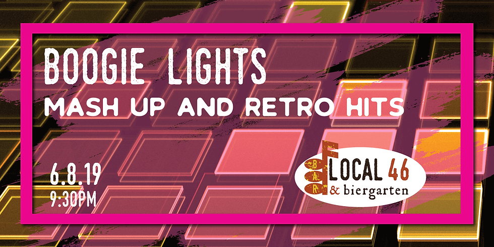 Live Music with DJ Boogie Lights at Local 46
