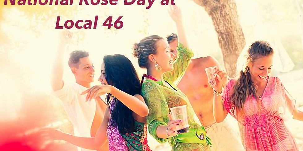 National Rose Day!