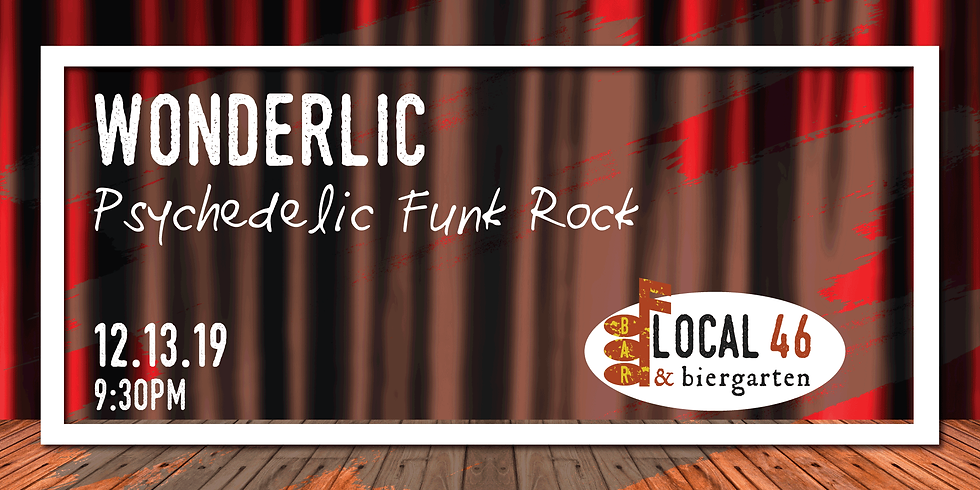 Live Music from Wonderlic at Local 46