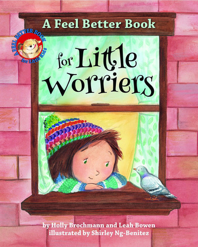 A Feel Better Book for Little Worriers b