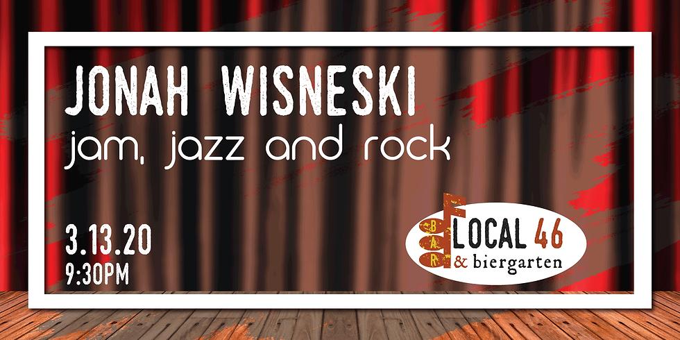 Live Music from Jonah Wisneski at Local 46