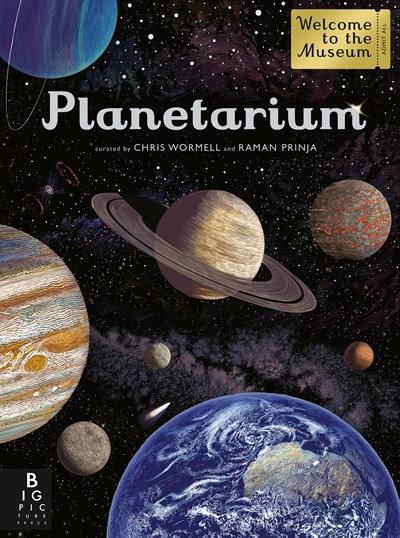 Planetarium : Welcome to the Museum by Raman Prinja