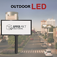 Outdoor led sistema multi canal