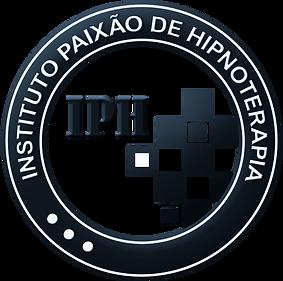 logomarca logo IPH - Instituto Paixão de Hipnoterapia