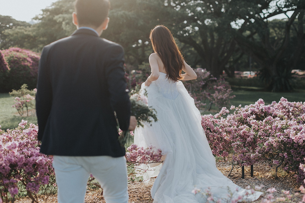 Pre Wedding Shoot Locations In Singapore