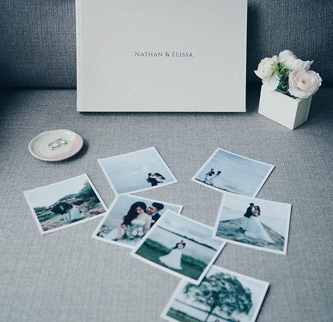 Lovestills™ Timeless Photo Album